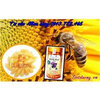 cách dùng sữa ong chúa hiệu quả