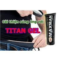 Đánh giá titan gel là gì có tốt không và mua ở đâu tốt nhất?