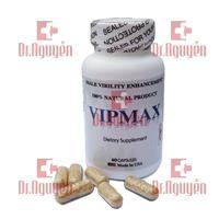 điều trị yếu tinh trùng cùng vipmax