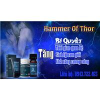 Gel Hammer of Thor là gì? Thành phần, công dụng gì?