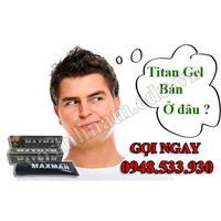 Làm sao lựa chọn titan gel bán ở đâu đúng tiêu chuẩn nhất?