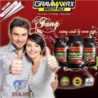 Thuốc tăng cường sinh lý nam giới Gravimax-rx của Mỹ