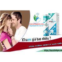 Xtrazex giá bao nhiêu | Có thật sự tốt cho nam giới